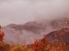 Amanecer de un día nublado
